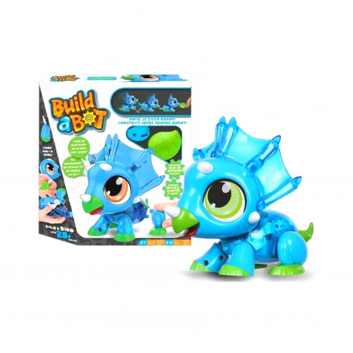 Dino Robotel interactiv - Build a Bot 0