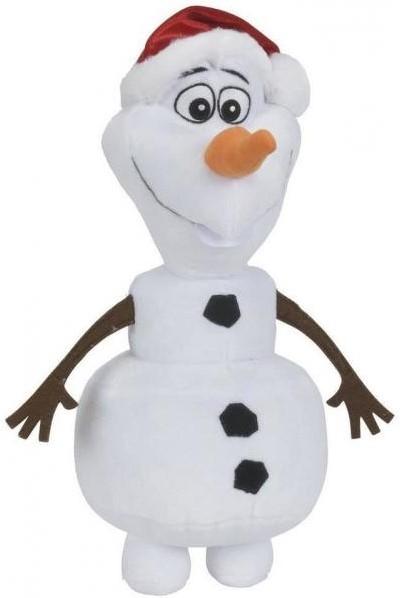 Olaf caciula de Craciun,din plus, 35 cm 0
