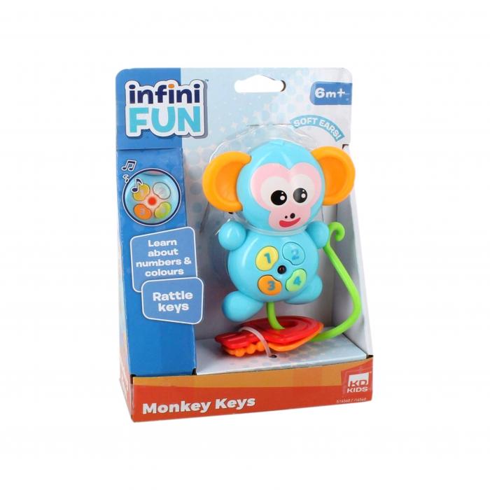 Maimutica cu chei, Infini Fun 0