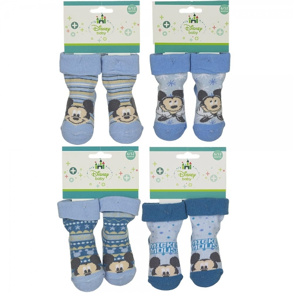 Set sotele baby boy Mickey Mouse 0