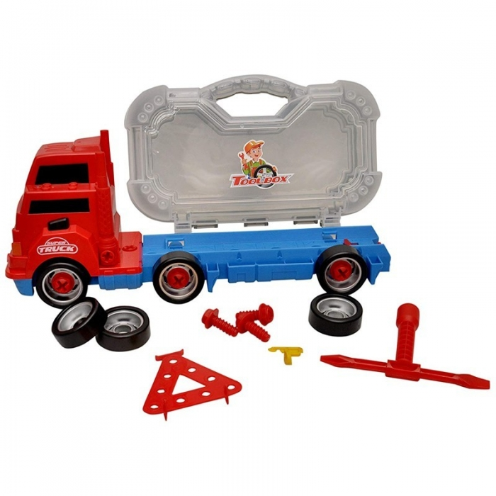 Camion cu trusa de scule auto 1