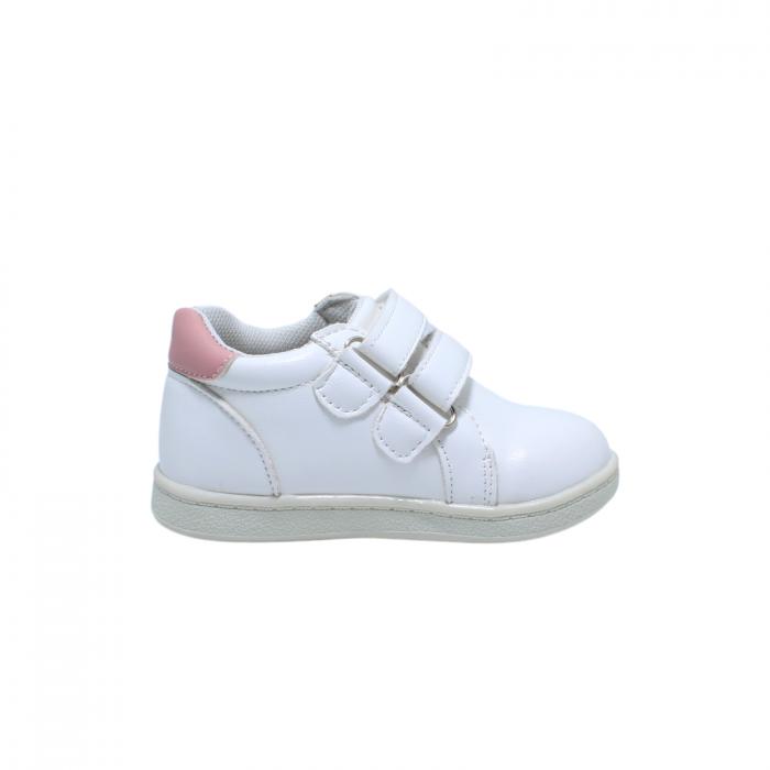 Pantofi sport 20-25 EU, alb, 181950 Happy Bee 3