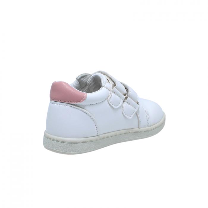 Pantofi sport 20-25 EU, alb, 181950 Happy Bee 4
