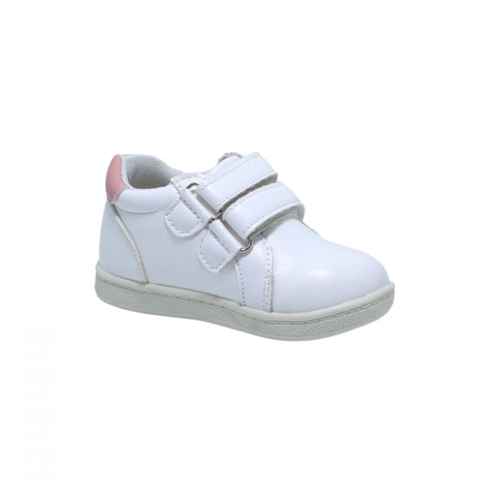 Pantofi sport 20-25 EU, alb, 181950 Happy Bee 2