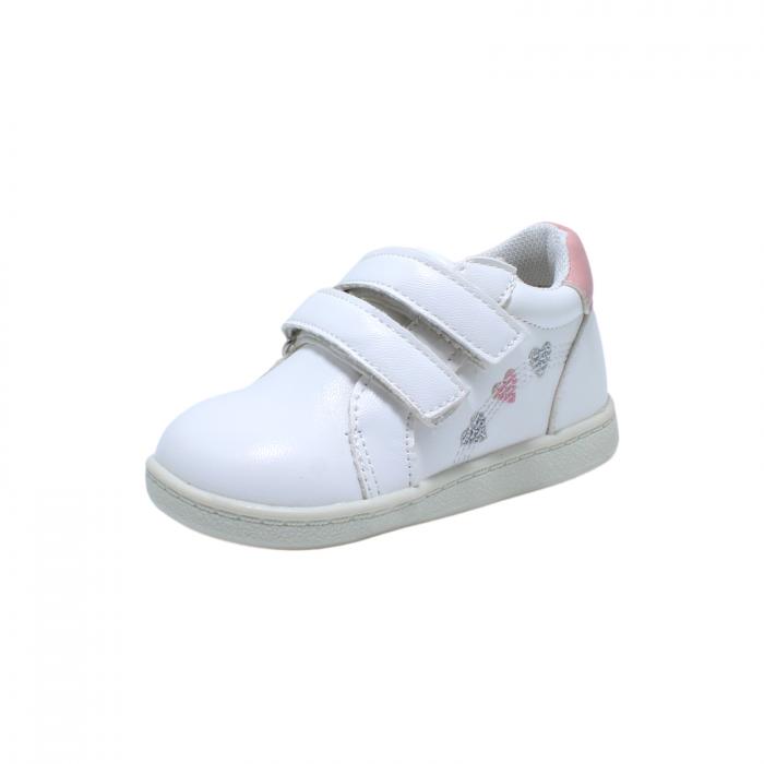 Pantofi sport 20-25 EU, alb, 181950 Happy Bee 1