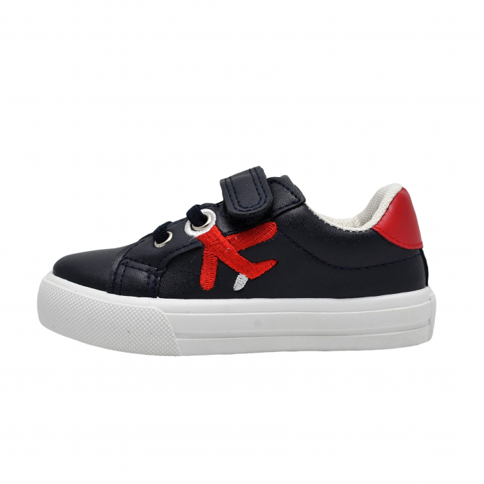 Pantofi stil tenis baieti D.T. New York 24-29 planes 0