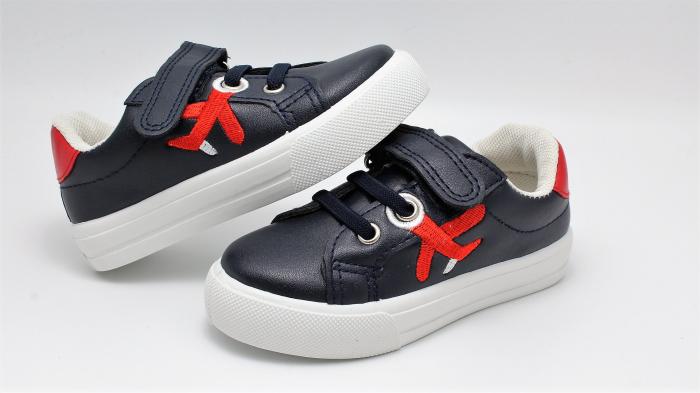 Pantofi stil tenis baieti D.T. New York 24-29 planes 2