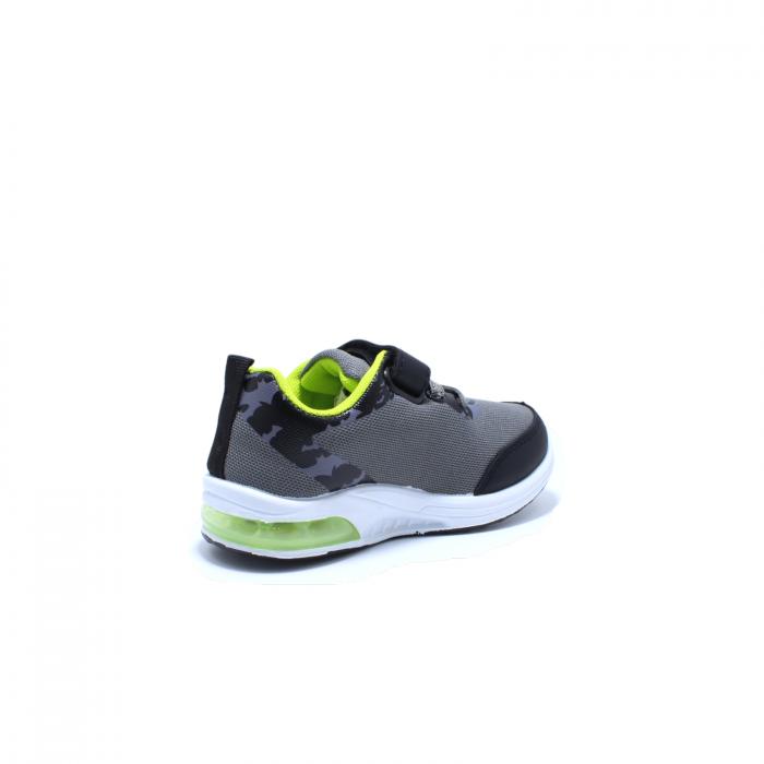 Pantofi sport cu luminite, Batman BTM1565 gri, 25-33 2