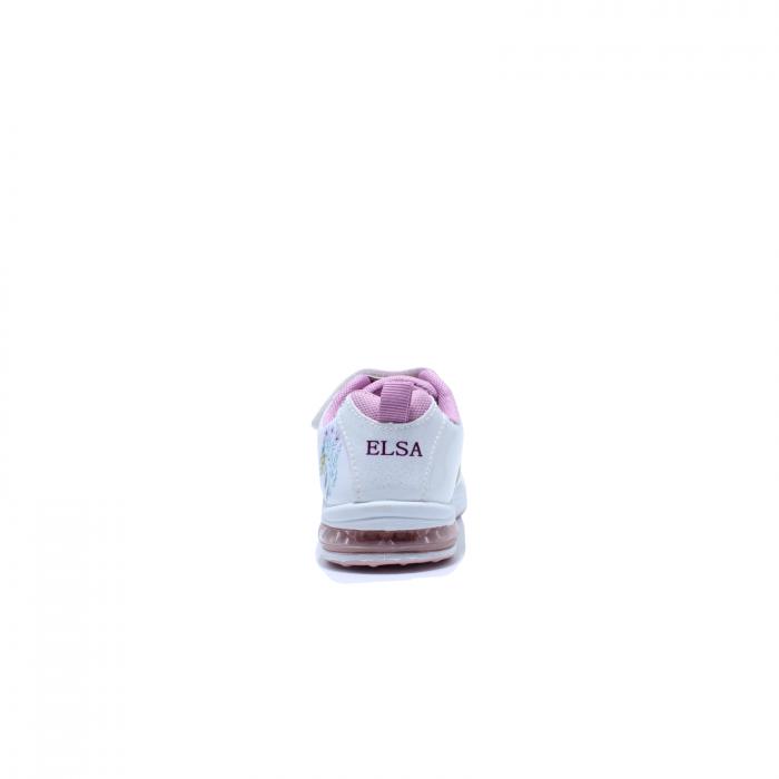 Pantofi sport cu luminite, Frozen FR2415, alb, 24-32 3