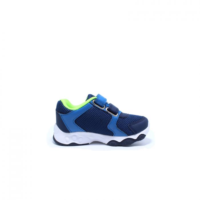 Pantofi sport cu luminite, Paw Patrol PAW7595, navy, 24-30 1