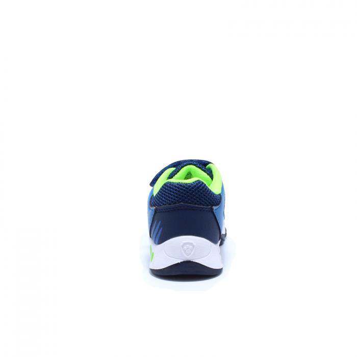 Pantofi sport cu luminite, Paw Patrol PAW7595, navy, 24-30 5