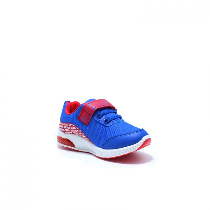 Pantofi sport cu luminite, Spiderman SPM9435, rosu-albastru, 25-33 3