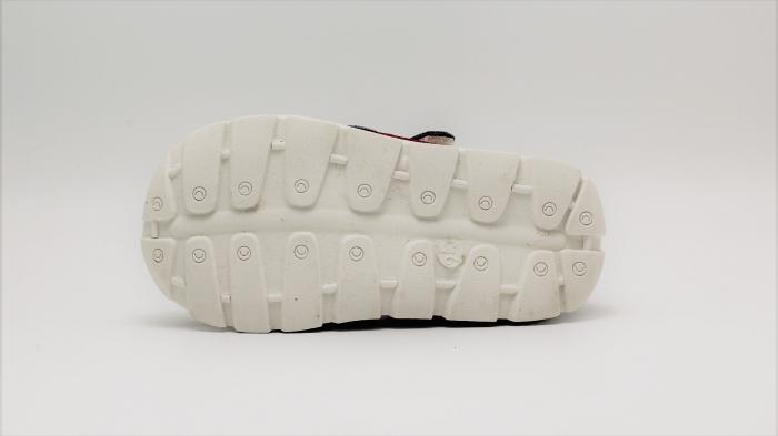 Pantofi sport din piele Happy Bee 19-24 baietei 7