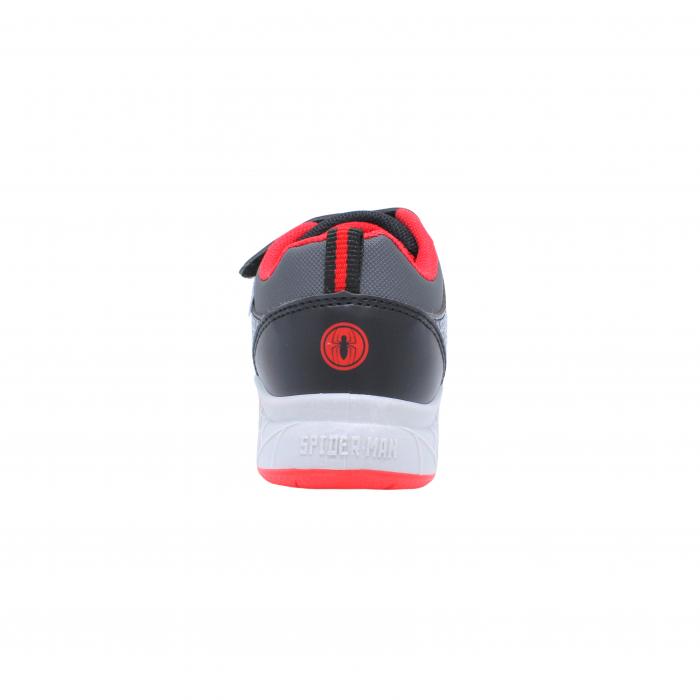 Pantofi sport Spiderman, model 8840 negru-gri, 25-33 EU 3