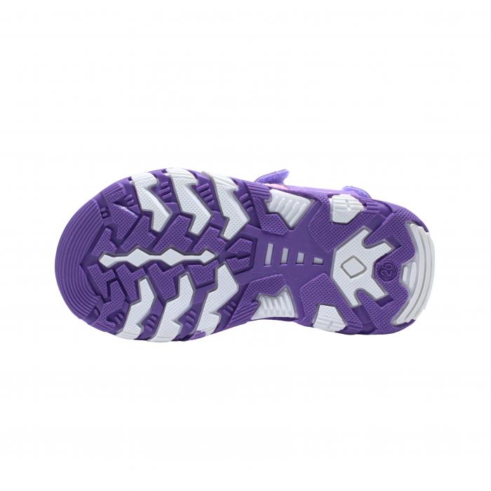 Sandale sport fete Happy Bee, model 138320 mov, 26-30 EU [4]