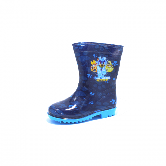 Cizme de cauciuc, Paw Patrol 6860, albastru, 22-30 1