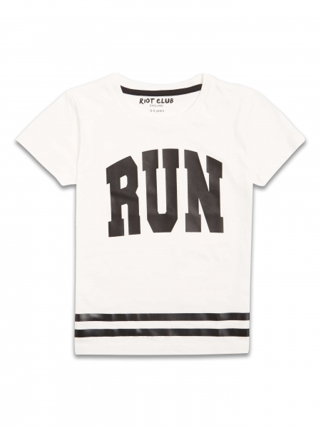 T-shirt RUN 0