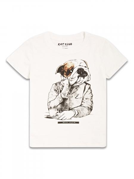 Bulldog t-shirt [0]