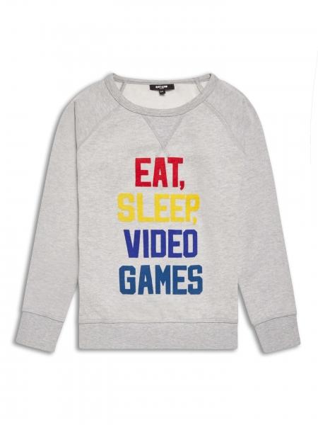 Eat sleep video games! 0