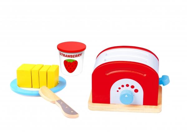 toaster lemn 1
