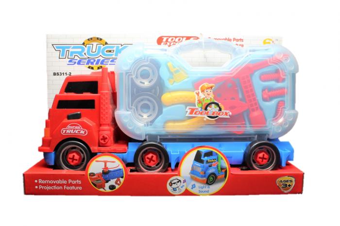 Camion cu trusa de scule auto 2