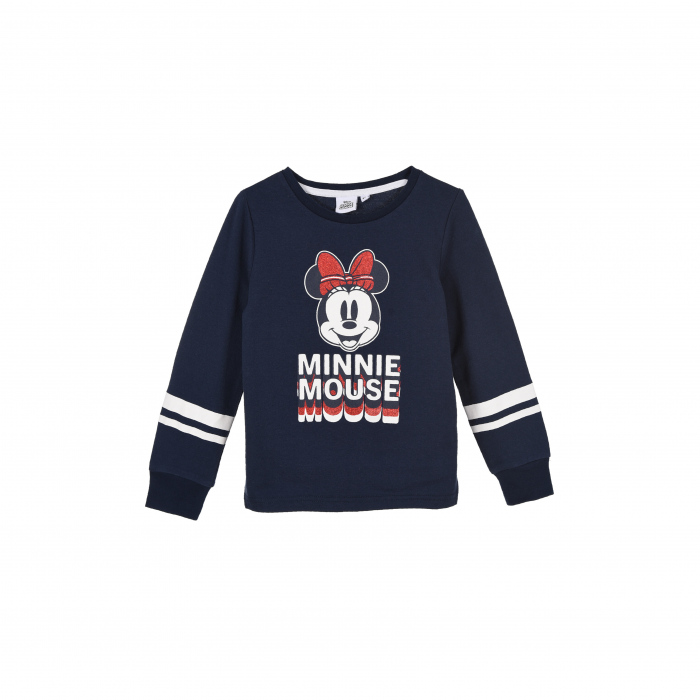 Trening Minnie Mouse, navy/alb, 3-8 ani 1