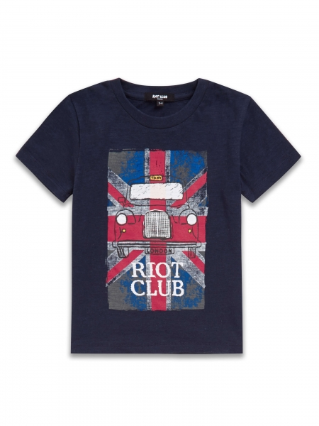 Tricou Riot Club UK  2-8 ani 0