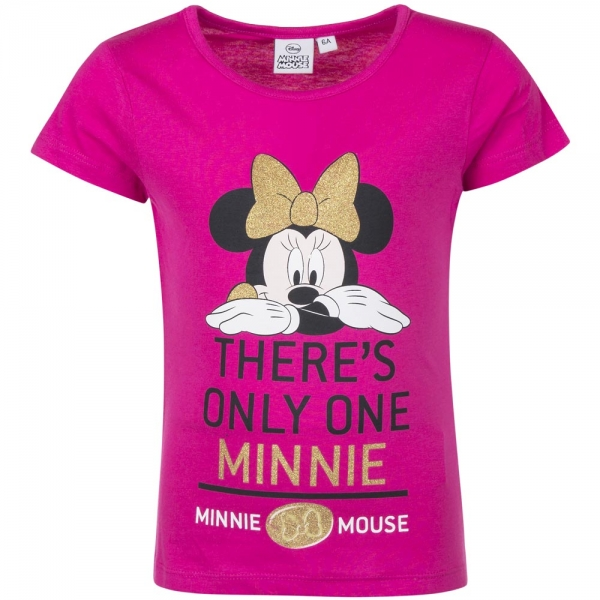 Tricou Minnie 3-8 ani 0