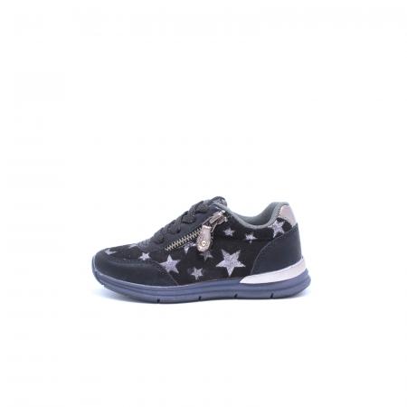 Pantofi sport fete, Sprox 427601, negru, 28-34 EU0