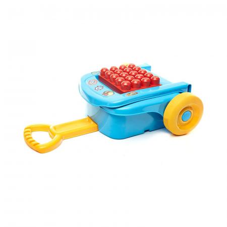 Set de constructie Mega Bloks troller, Fisher-Price2