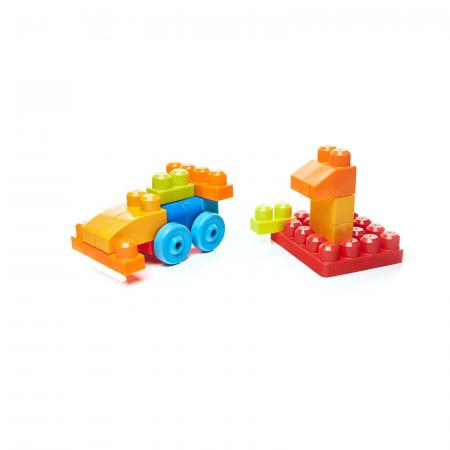 Set de constructie Mega Blocks troller, Fisher-Price [3]