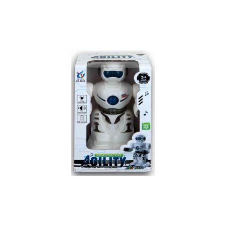 Robot cu lumina si sunete, 18 cm1