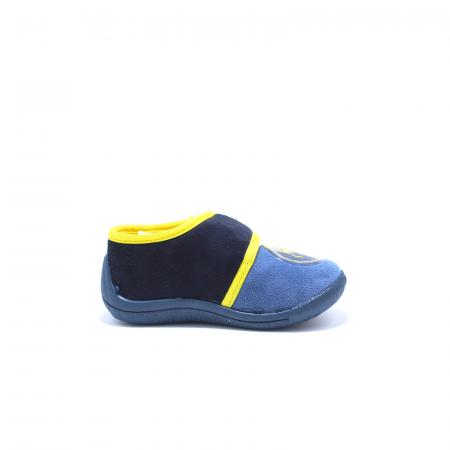 Papuci de interior, Minions 2943, culoare navy, 24-301