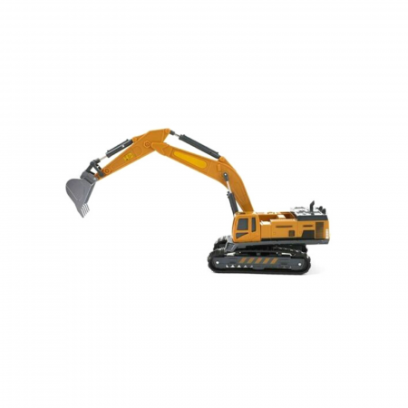 Excavator de jucarie la scara 1:55, din metal, 30 cm [2]