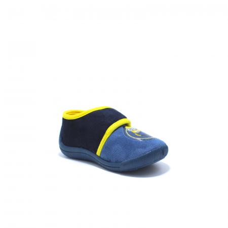 Papuci de interior, Minions 2943, culoare navy, 24-303