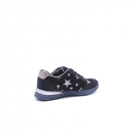 Pantofi sport fete, Sprox 427601, negru, 28-34 EU3