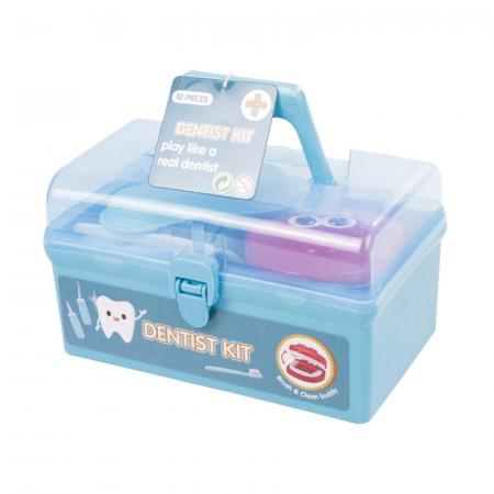 Trusa de dentist in cutie, 10 accesorii [2]