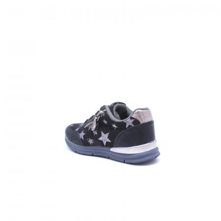 Pantofi sport fete, Sprox 427601, negru, 28-34 EU4
