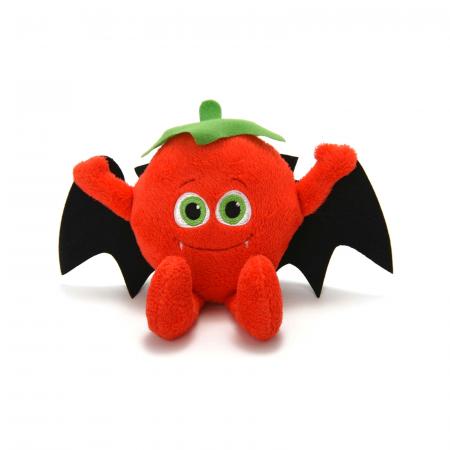 Misfits, set 6 figurine din plus, legume si fructe, 11 cm [2]