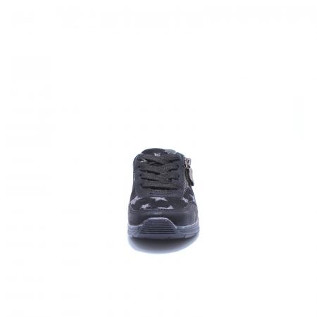 Pantofi sport fete, Sprox 427601, negru, 28-34 EU5