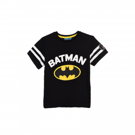 Tricou Batman, negru/albastru, 3-8 ani0