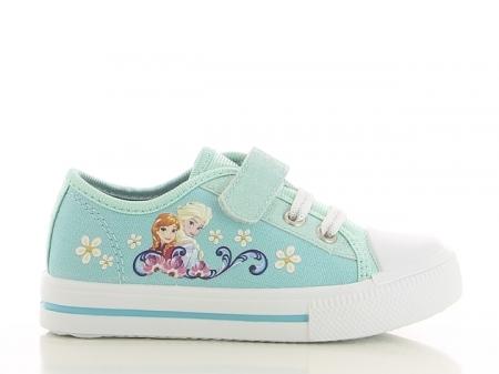 Pantofi sport Frozen, culoare turquoise, 24-30 EU0