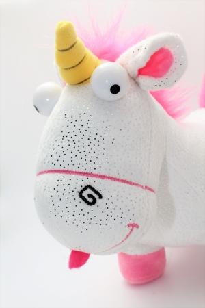 Fluffy Unicorn Despicable Me2