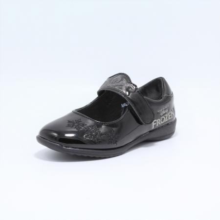 Pantofi de lac cu bareta, Frozen, 24-31 EU3