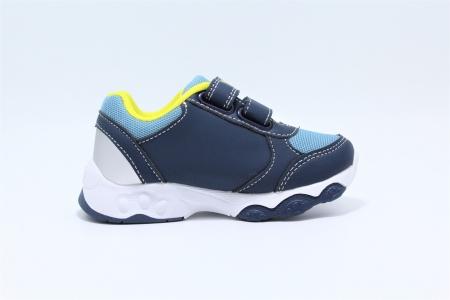 Pantofi sport cu luminite, licenta Paw Patrol (Patrula Catelusilor), model 6145, multicolor, 24-30 EU2