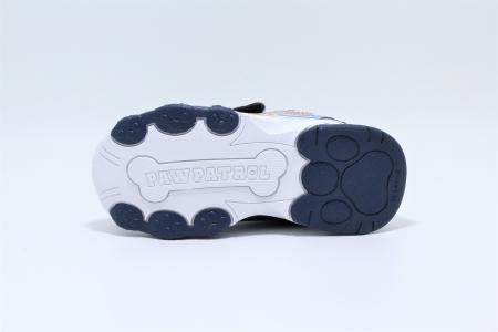 Pantofi sport cu luminite, licenta Paw Patrol (Patrula Catelusilor), model 6145, multicolor, 24-30 EU4