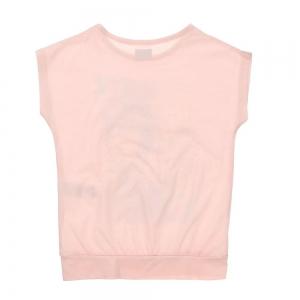 Bluza F&F, roz pal cu imprimeu, 6-13 ani1