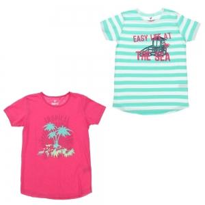 Set tricouri brand Pepperts 9-12 ani0