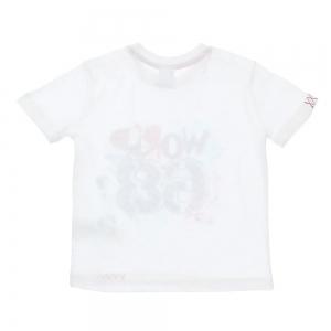 Tricou alb Charanga 2-6 ani1
