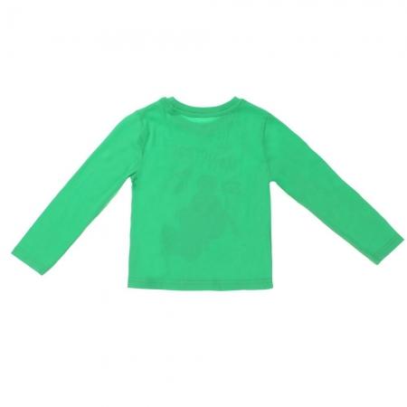 Bluza Lupilu Monster 2-5 ani verde1
